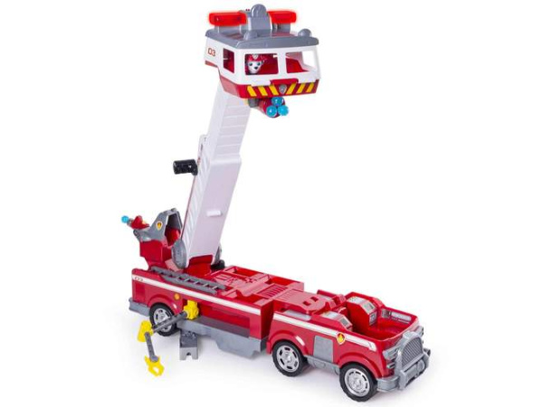 No.2 Paw Patrol Ultimate Rescue Fire Truck Playset Cut Out 2