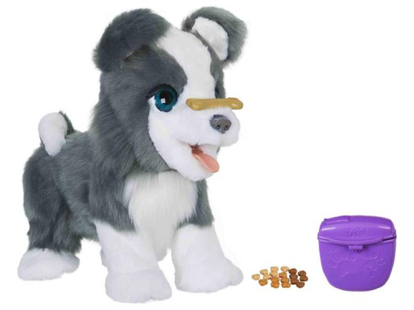 No.4 Hasbro Furreal Ricky The Trick Lovin Dog Cut Out 1