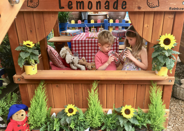Lemonade Stand Rainbow Pretend Imaginative Play